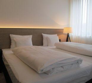 Komfort-Eckzimmer 403 SORAT Hotel Saxx Nürnberg