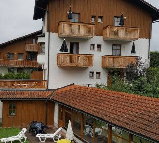 Gartenanlage Hotel Margeritenhof