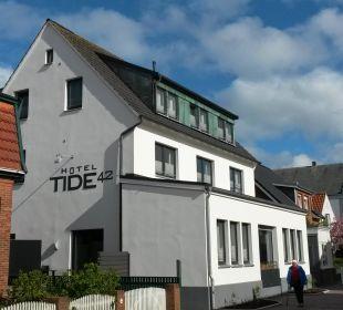 Aussenansicht Hotel Tide42
