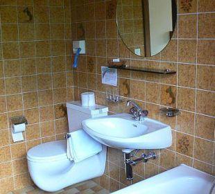 Badezimmer Gasthof Pension Luchnerwirt (Hotelbetrieb eingestellt)