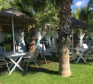 Gartenanlage Hotel Delphin Imperial