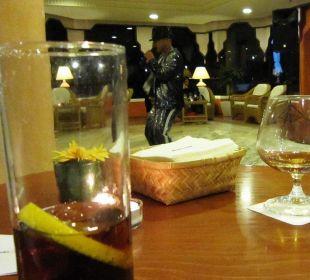 Michael Jackson imitation Hotel Barceló Corralejo Bay
