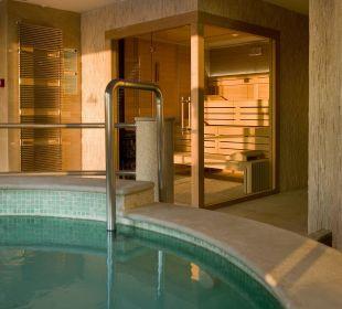 Sauna e idromassaggio Hotel Sirmione e Promessi Sposi