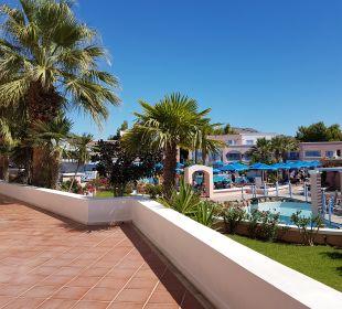 Gartenanlage Hotel Mitsis Rodos Village