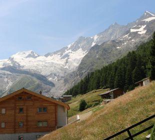 Aussicht 2-Zimmerwohnung Ferienwohnungen Azur