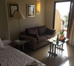 Das EG Wohnzimmer Suite Adrián Hoteles Jardines de Nivaria