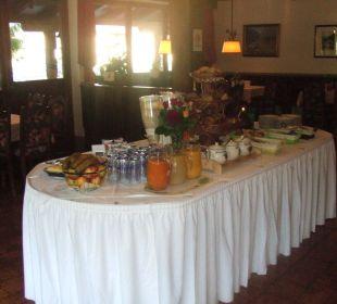 Frühstücksbuffet Gasthof Pension Luchnerwirt (Hotelbetrieb eingestellt)