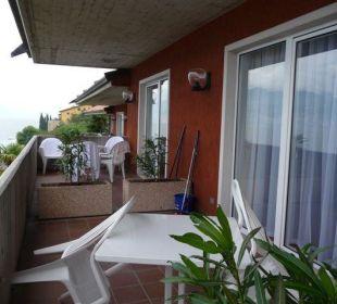 Balkon Hotel Residence Castelli