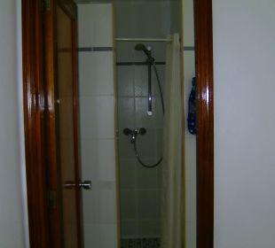 Dusche Bungalow 16 Bungalows & Appartements Playamar