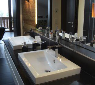 Badezimmer Hotel Neuer am See