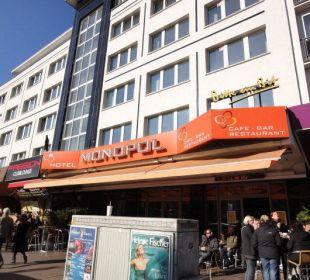 Hotelbilder Cityhotel Monopol Hamburg Holidaycheck