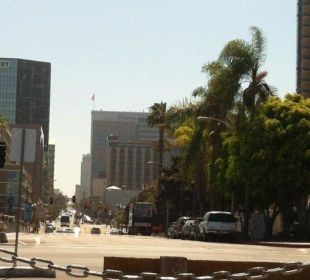 Blick vom Hafen auf´s Hotel  Best Western Hotel Bayside Inn