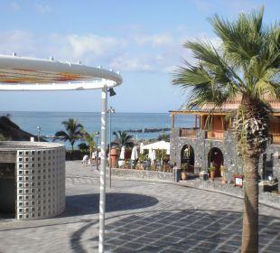 Die neue Promenade zum Strand Gran Tacande Wellness & Relax Costa Adeje