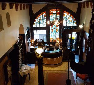 Lobby Romantik Jugendstilhotel Bellevue