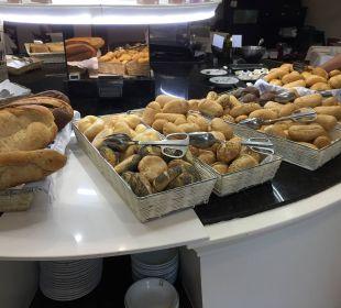 Brot und Brötchen Toast, hell und Vollkorn sowie S Hotel Hipotels La Geria