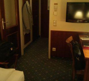 Einzelzimmer Hotel Am Parkring