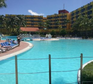Pool Barcelo Solymar Beach Resort