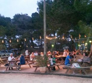 Bar am Strand mit Live Musik Hotel Casa Pepe