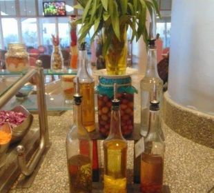 Diverse Öle Hilton Hurghada Plaza