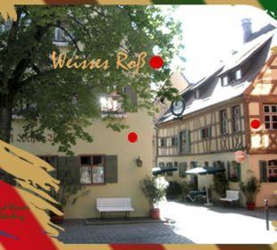 Weisses Roß in Dinkelsbühl Flair Hotel Weisses Roß