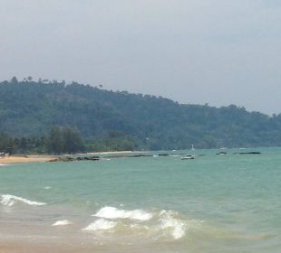 Wunderschöner Anblick Hotel Mukdara Beach Villa & Spa Resort