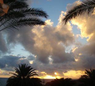 Sonnenuntergang Lopesan Villa del Conde Resort & Spa