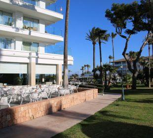 """""""Winterbaustelle"""" vor zwei Jahren Hotel Playa Esperanza"""