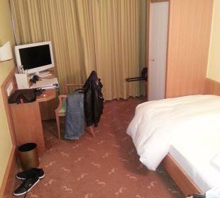 Kleines Zimmer Insel Hotel Heilbronn