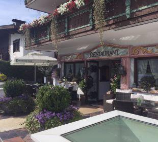 Gartenanlage Hotel Glockenstuhl