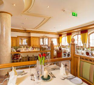 Restaurant Wintergarten Hotel Schneider