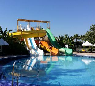 Kleine Wasserrutsche Sherwood Dreams Resort