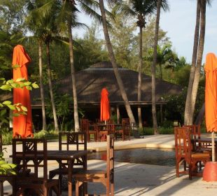 "Restaurant ""Sands"" Hotel Tanjung Rhu Resort"