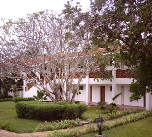 Zimmer vom Garten aus Hotel Diani Sea Lodge