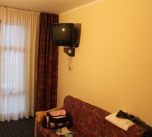 TV - Gerät Hotel Cristina