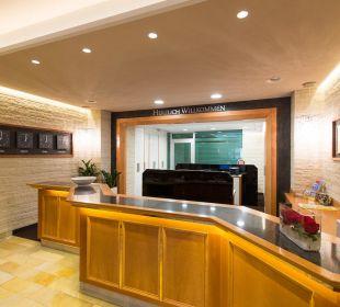 Ihr herzlicher Empfang Hotel Cervosa