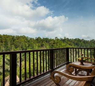 Balcony  Hotel Nandini Bali Jungle Resort & Spa