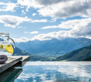 Außenpool Alpin & Relax Hotel Das Gerstl