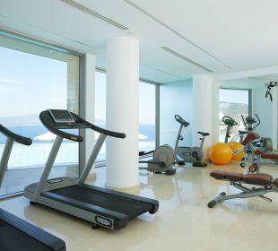 Fitness Area Hotel Lindos Blu