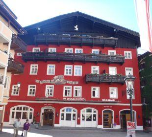 Hotel weisses Rössl Romantik Hotel Im Weissen Rössl