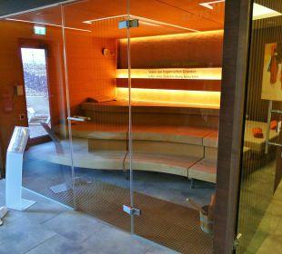 Sauna  Seehotel Adler