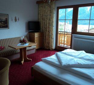 Komfort-DZ Glücksaussicht Hotel Liebes Caroline