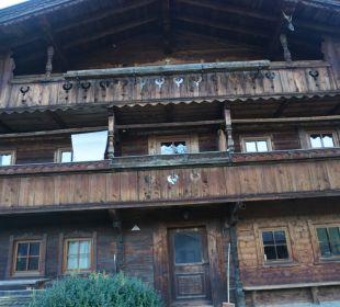 Außenansicht Wörglerhof Alpbacher Hüttenappartements & Saunaalm