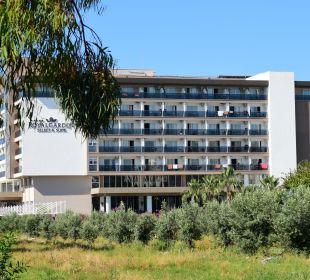 Außenansicht Hotel Royal Garden Select