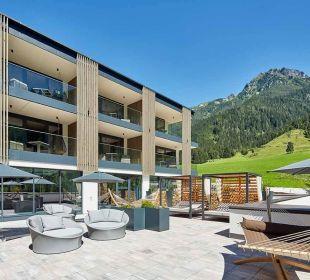 Terrasse Alpin Life Resort Lürzerhof