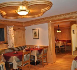 Frühstücksraum Gästehaus Schwemmbauer