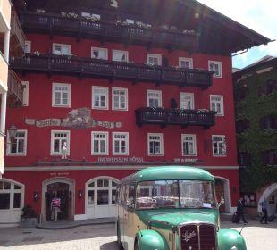 Das aufgekaufte Hotel Post Romantik Hotel Im Weissen Rössl