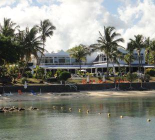 Hotel vom Wasser Coral Azur Beach Resort