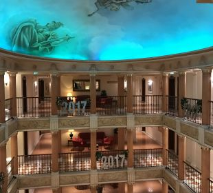 Lobby Hotel Colosseo Europa-Park