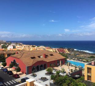 Außenansicht Hotel Las Olas