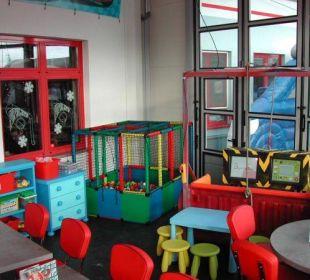 Kinderspielbereich FairSleep Avia Motel Gmünd Mitte